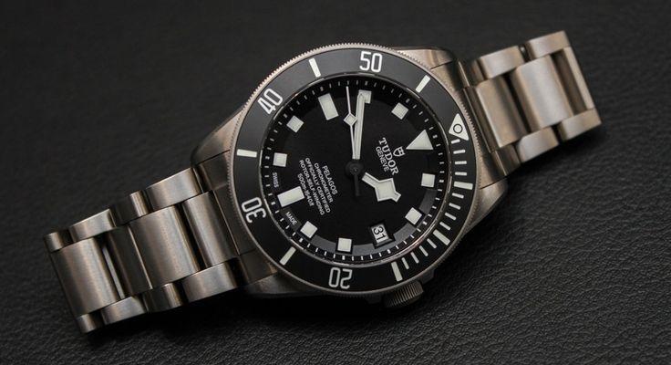 Tudor Pelagos 25600tn Black 25600tb Blue Watches In House