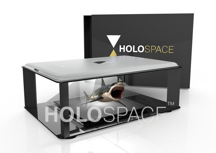 Take a piece of our interactive experiences home with you by turning your own smart device into a miniature holographic display. HoloSpace Tablet works with your phone or tablet, and allows you to customise your own content.  https://pointzero.nz/