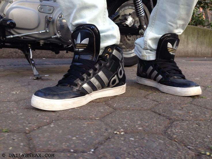 day 2: Adidas Hard Court #sneakers #adidas