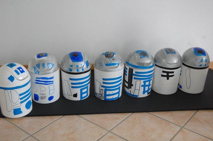 DIY Star Wars - R2D2