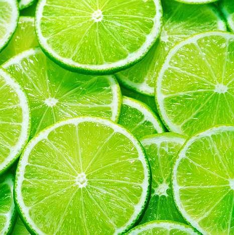 green limes!