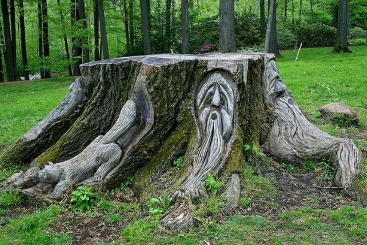Best creative tree art images on pinterest