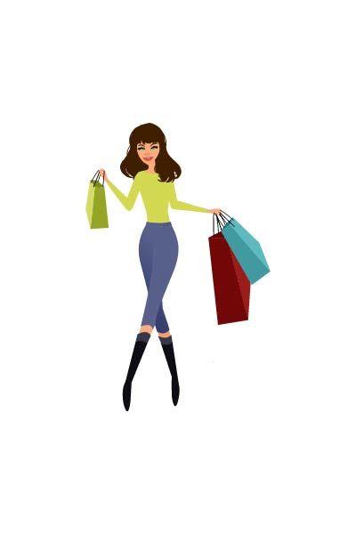 Shopping girl with bags vector #girlvector #vectorshopping #vector #vectorgirlshopping  #vectorshoppinggirl  http://www.vectorvice.com/shopping-girls-vector