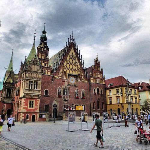 Wrocław, Poland | Flickr – Condivisione di foto!