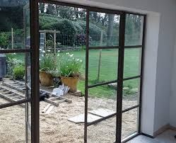 Image result for crittal style sliding doors