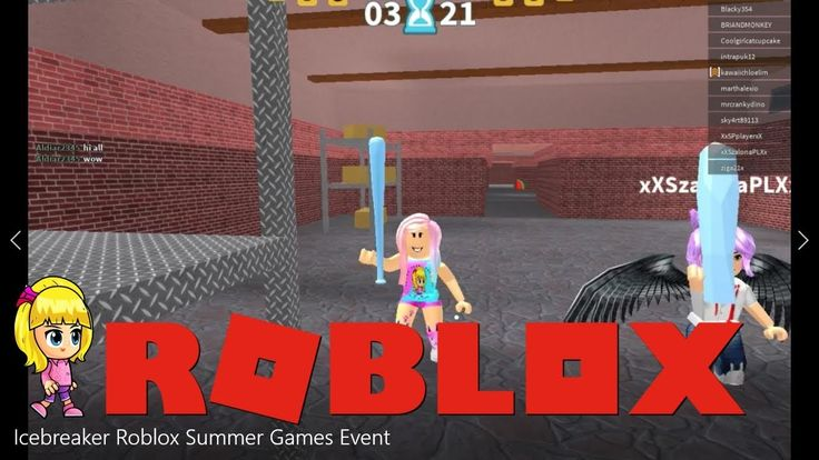 Icebreaker Roblox Summer Games Event | Roblox Youtube ...