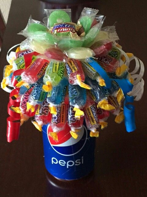 17 Best images about Soda can bouquets on Pinterest ...