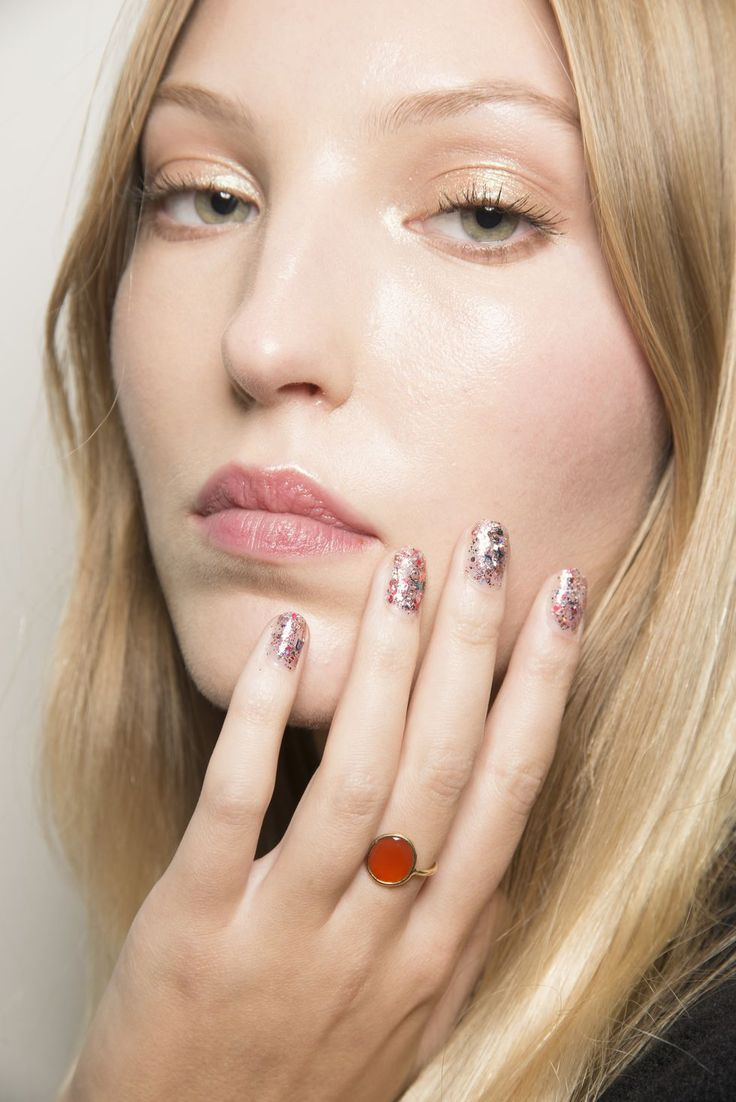 The Best Nail Looks From Fashion Week SS19