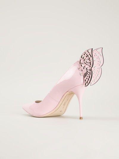 SOPHIA WEBSTER - Butterfly pumps