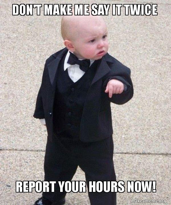 Godfather Baby meme