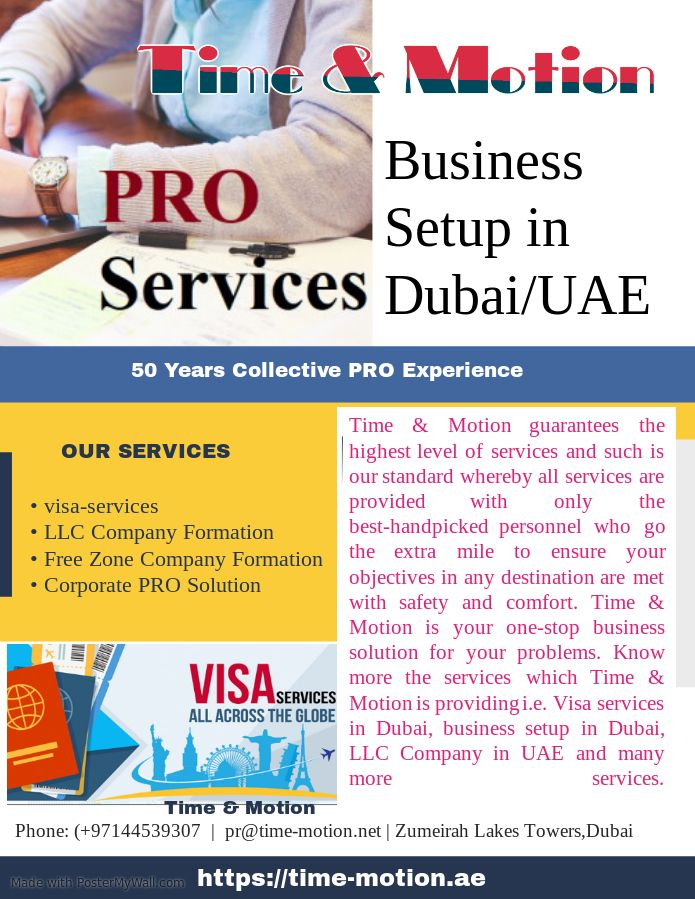 Start Your Business In Dubai Uae At Affordable Price Our Expert