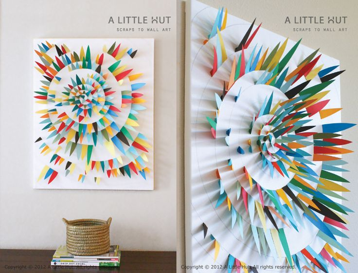 1000 images about decoracion con papel on pinterest for Decoracion con papel