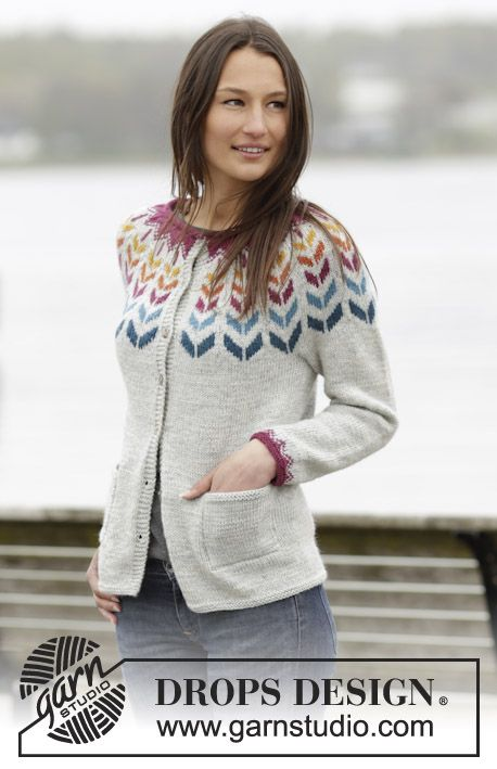 431 best Knitted Clothes Patterns images on Pinterest | Knitting ...