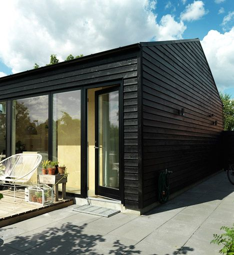 Sigurd Larsen Completes Low Cost Family House In Copenhagen. Wood  ArchitectureArchitecture Interior DesignFamily ...