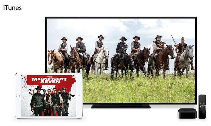 The Magnificient Seven on iTunes   EDEALO