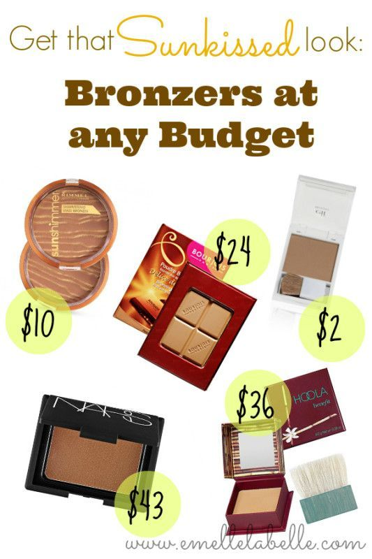 Best low and high end bronzers. Bronzers are a quick and easy way to add a touch of sun to your skin, and you can also help add dimension to your face in one step! Bronzers aren't limited to summertime use only, I use it all year long. Luckily, there are many products out there at different price points, so you…