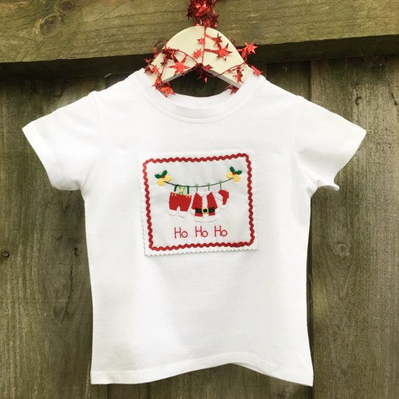 Baby Christmas outfit/Christmas baby/baby girl by TwigandPosy