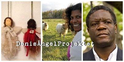 DenisÄngelProjektet är en samlingsplats på Facebook, för de som vill hjälpa Usha Deminger i sitt arbete att samla ihop pengar till patientavgifter för alla de barn och kvinnor som använts som krigsföringsmedel i krigets Kongo.  Usha Deminger gör fina ullänglar. Andra gör handgjorda kort, armband, hängen till halsband och annat småskaligt. Allt paketeras ihop fint och säljs på marknad (eller via facebook), för att sedan - oavkortat - skickas till Panzisjukhuset och doktor Denis Mukwege.