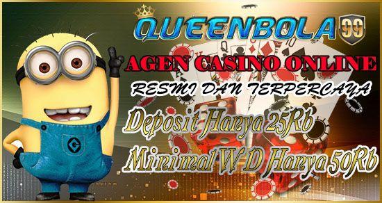 Agen Judi Casino Indonesia Resmi  http://queenbola99.org/agen-judi-casino-indonesia-resmi/  Agen Judi Casino Indonesia Resmi - Queenbola99 adalah agen judi casino resmi dan terpercaya di indonesia dengan layanan cs online 24 jam minimal deposit 25rb