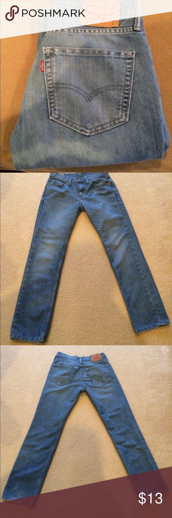 Levi's 511 Slim Levi's 511 Slim Jeans. Size 31/30 Levi's Jeans Slim Straight