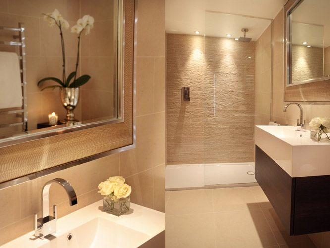 En Suite Devor.soft Lighting And Luxurious Boutique Hotel Style Bathroom    Sophie Paterson Interiors Part 69