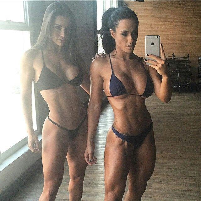 мускулистые тёлы онлайн