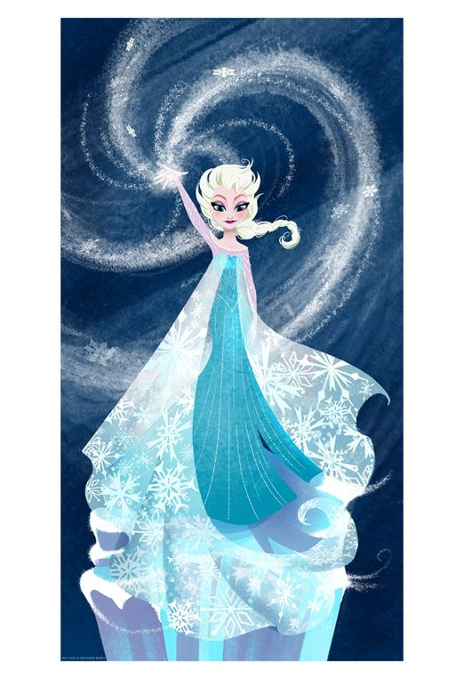 Elsa - Let it Go #Disney #Frozen