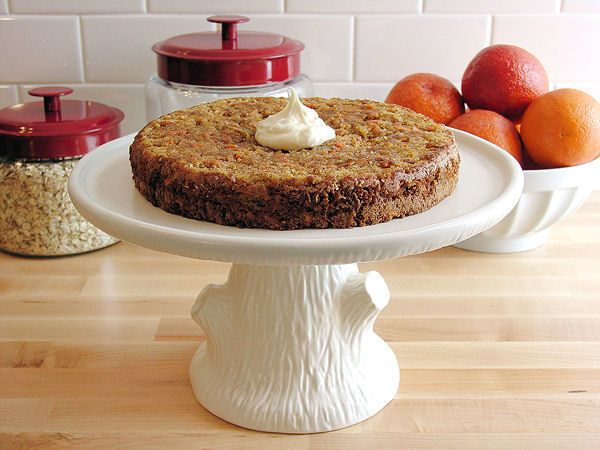 Морковный пирог Чизкейк торт 10