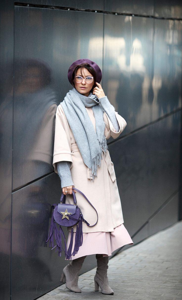 Parisian street style chic