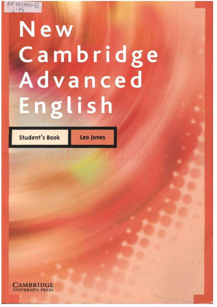 New cambridge advanced english  excellent