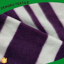 100% polyester printed polar fleece