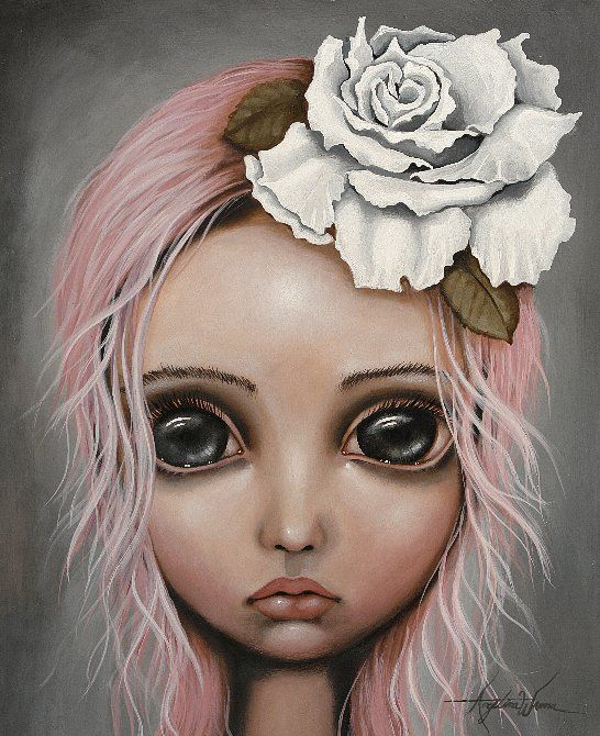 """Eloise"" by Angelina Wrona by far my favorite from her :)"