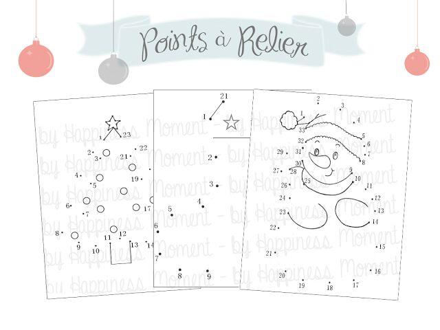 .. Printable - Activités de Noël pour enfants {Partie 1} ..