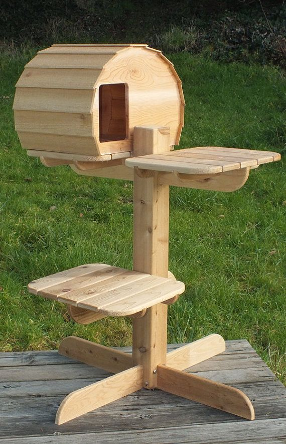 Superb Best 25+ Cat Tree House Ideas On Pinterest | Cat House Diy, Cat Scratch  Furniture And Scratching Post For Cats