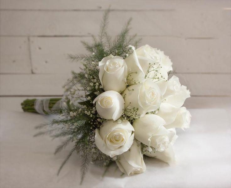 Bien-aimé Oltre 25 fantastiche idee su Rose bianche su Pinterest | Cottage  WQ73