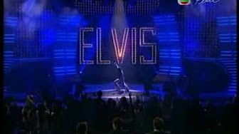 American Got Talent S3 Elvis Presley - YouTube