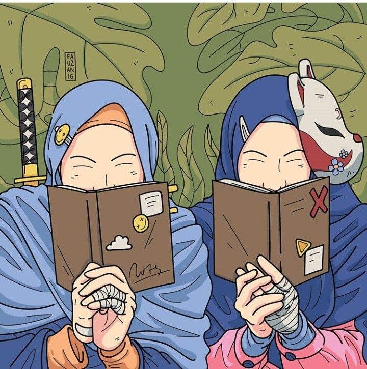 Pin Oleh A Andi D Andromeda Di Islamic Anime Di 2020 Animasi