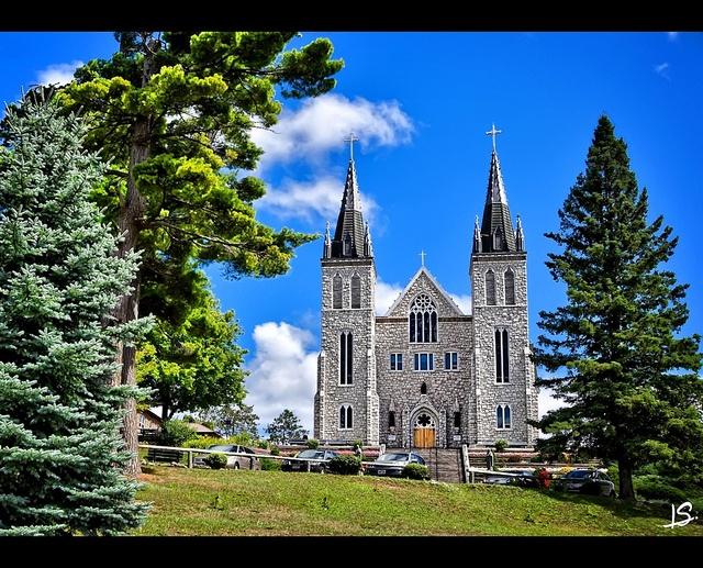 Martyrs Shrine Midland, Ontario, Canada