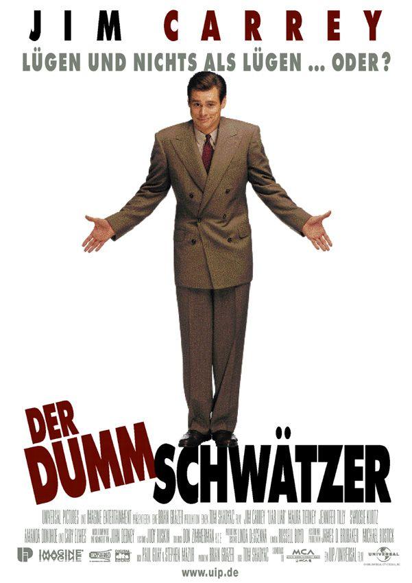 Poster zum Film: Dummschwätzer, Der