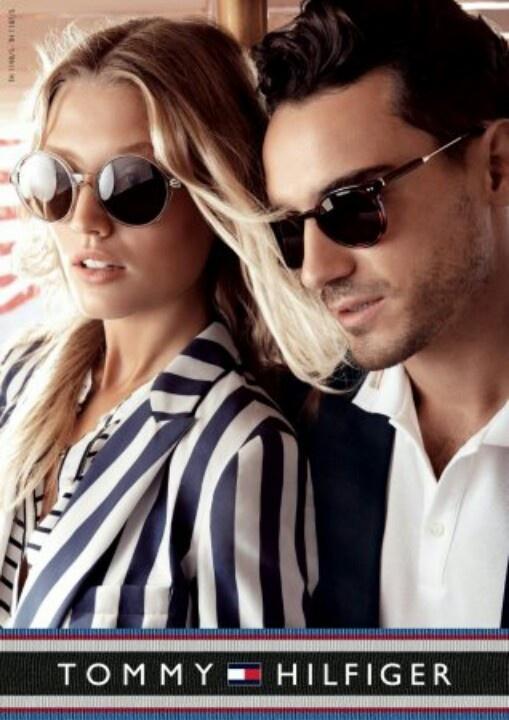 Nova marca para a nossa loja: Tommy Hilfiger. Aqui, a nova campanha da grife, para o verão 2013.