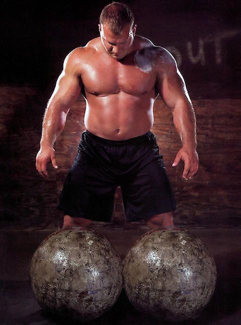 17 best Worlds strong man images on Pinterest | Muscle ...Derek Poundstone