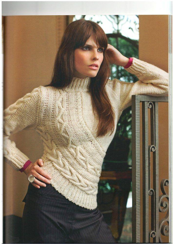 Fashion pullover for women make-handmade