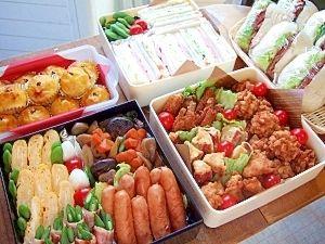 2012運動会のお弁当♪ by 梅Happy|簡単作り方/料理検索の楽天レシピ