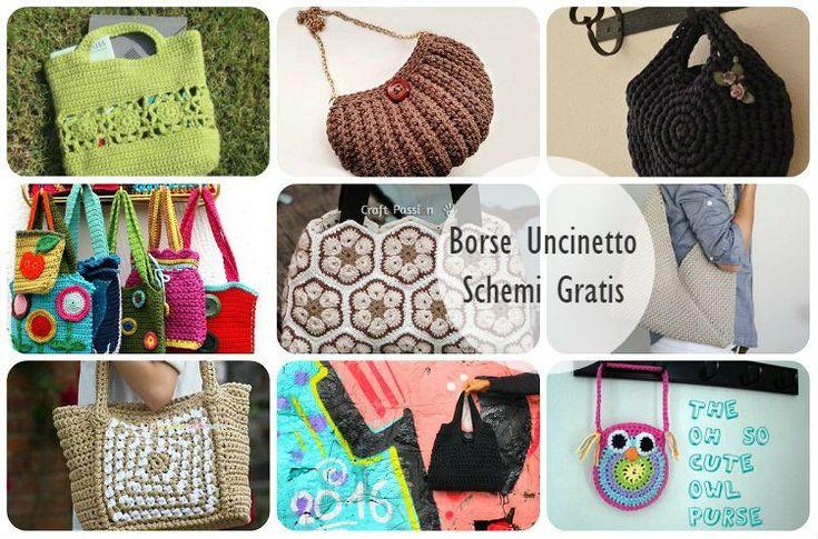 Borse Alluncinetto Con Cotone : Oltre fantastiche idee su modelli di borse