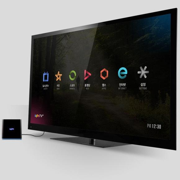 DaumTV+ GUI - doub...