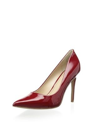 63% OFF Pour La Victoire Women's Eastona Pump (Red Patent)