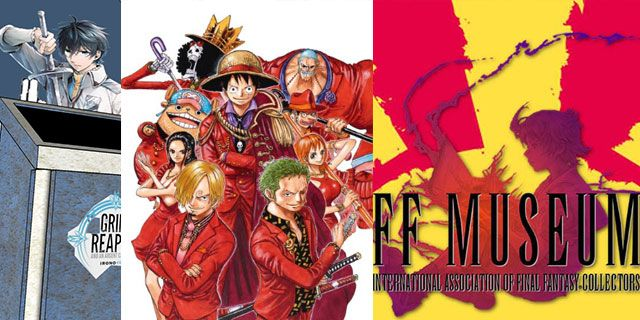 Japan Expo 2017 - Le mostre dedicate a One Piece, Ghost in the Shell, Irono e Final Fantasy - Sw Tweens