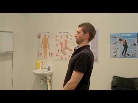 McKenzie Method: Cervical/Neck Retraction - YouTube