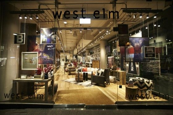 Wsimg 1508 Interiors Furniture Retailing Pinterest West Elm