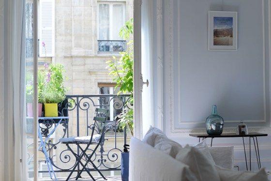 am nager un balcon d corer son balcon un jardin en ville exterieure pinterest fils. Black Bedroom Furniture Sets. Home Design Ideas
